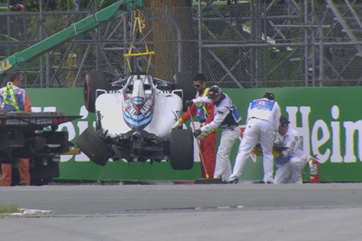 フェリペ・マッサ F1 2016 カナダGP