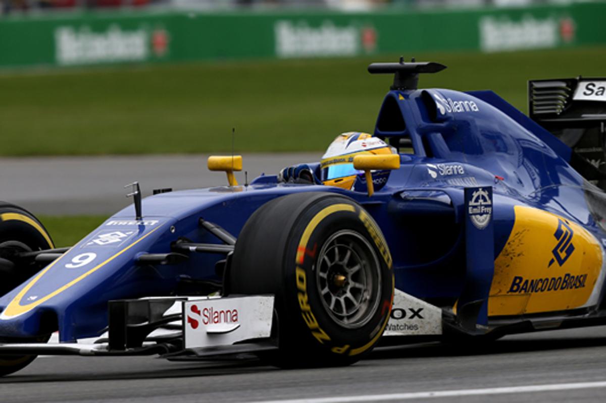 ザウバー F1 2016 カナダグランプリ 結果