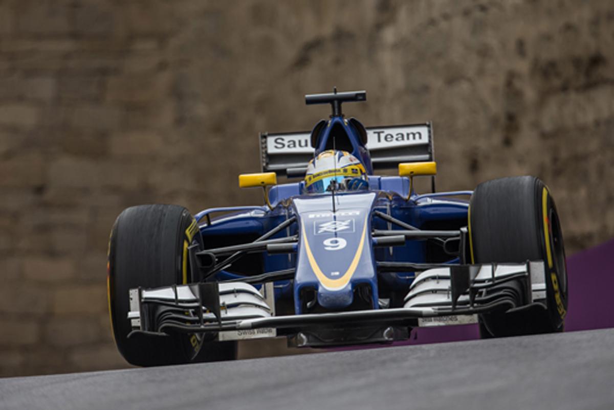 ザウバー F1ヨーロッパGP 速報