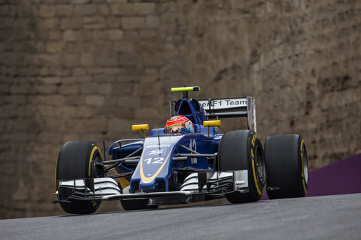 ザウバー F1ヨーロッパGP 予選 結果