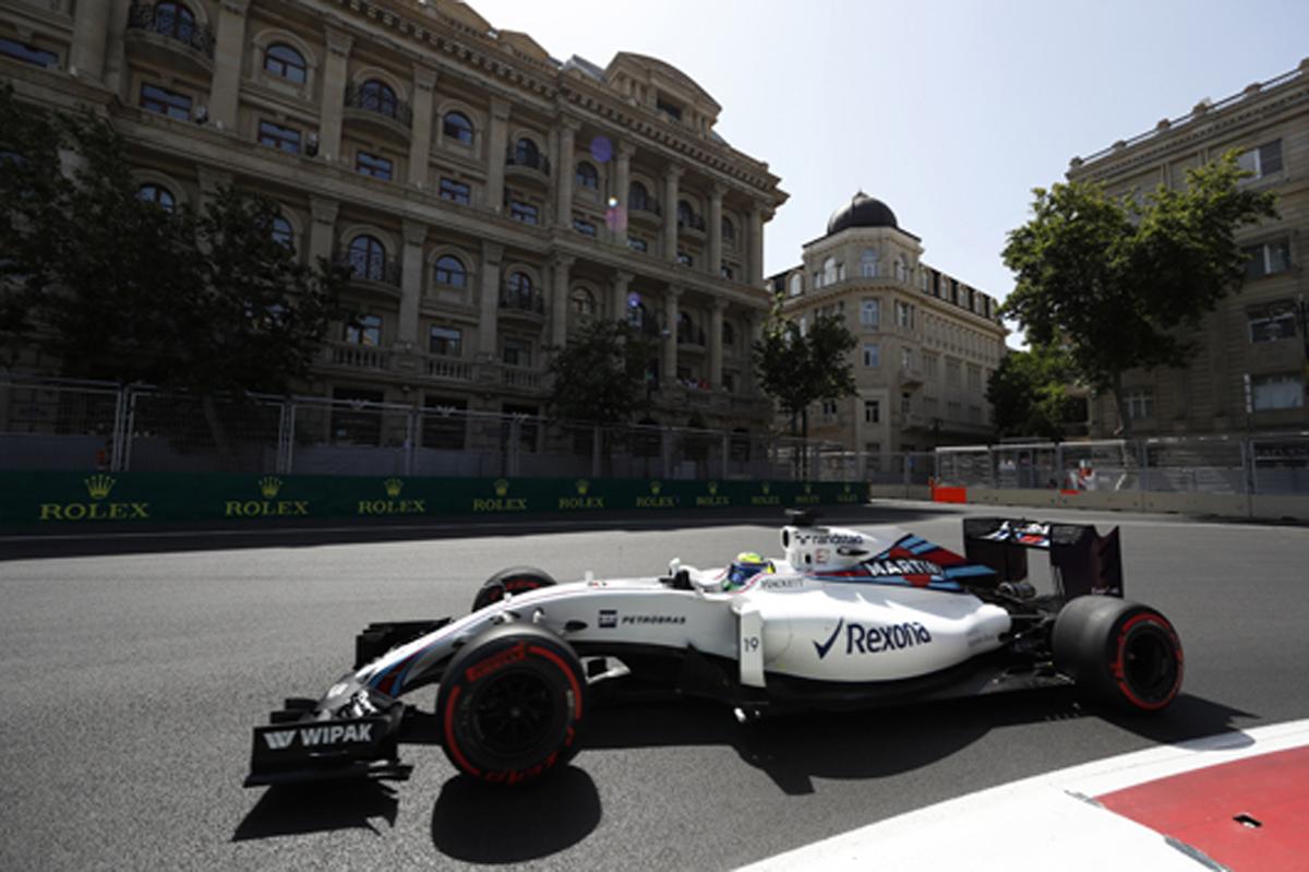 ウィリアムズ F1ヨーロッパGP 予選 結果