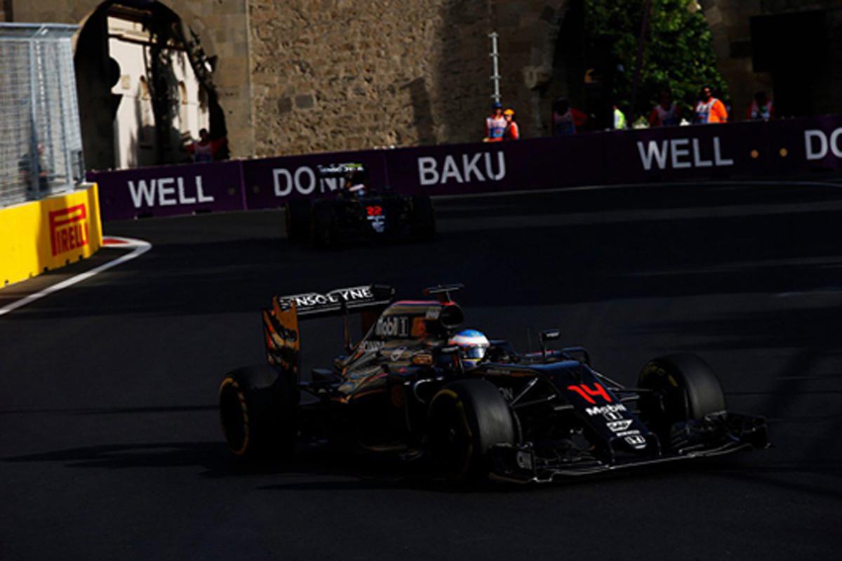マクラーレン・ホンダ F1 2016 ヨーロッパGP 結果