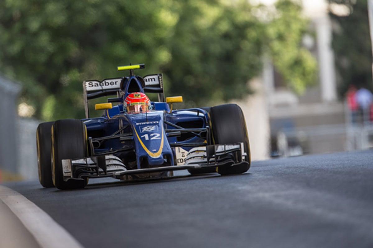 ザウバー F1 2016 ヨーロッパGP 結果