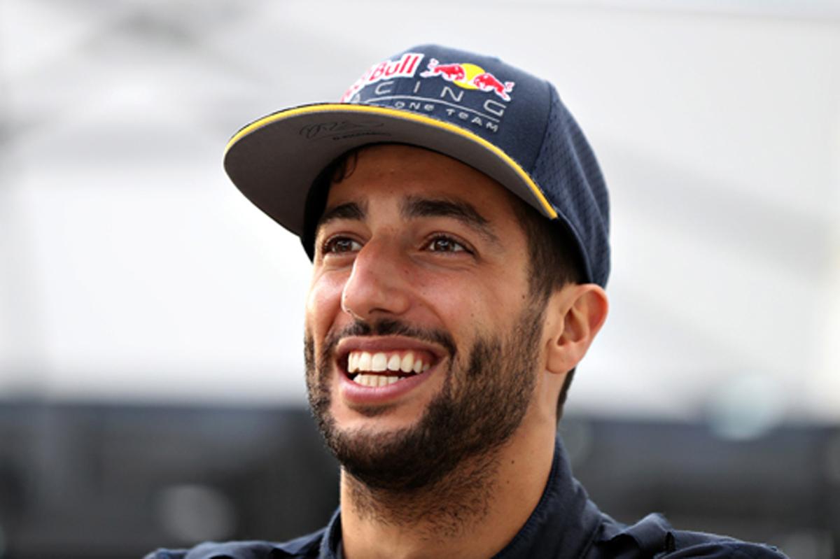 ダニエル・リカルド F1 2016 オーストリア