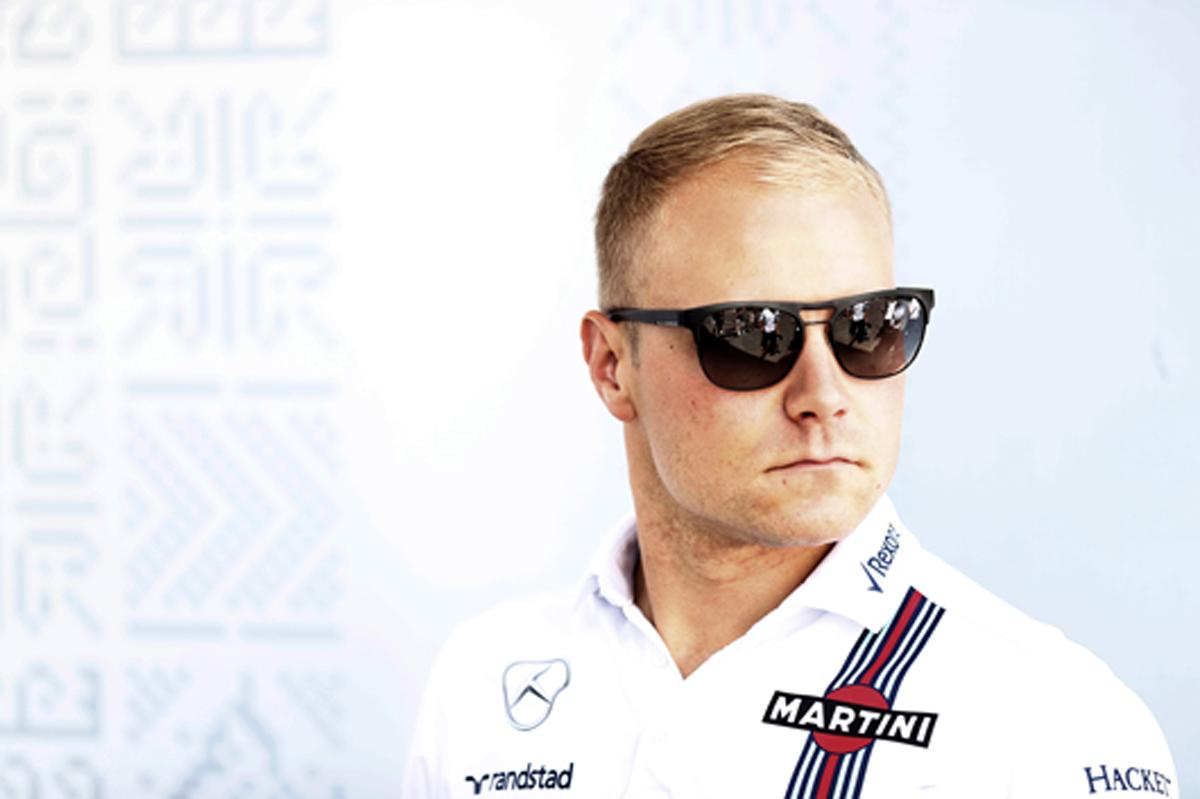 バルテリ・ボッタス 2016 F1 オーストリア