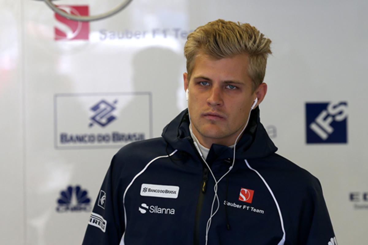 マーカス・エリクソン 2016 F1 オーストリア