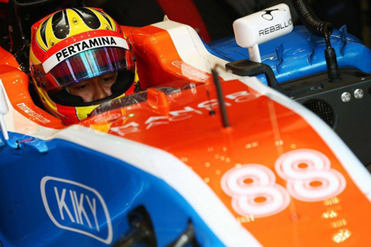 リオ・ハリアント F1 2016 イギリスGP