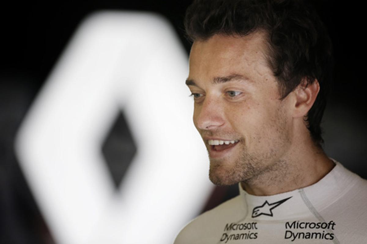 ジョリオン・パーマー F1 2016 シルバーストン
