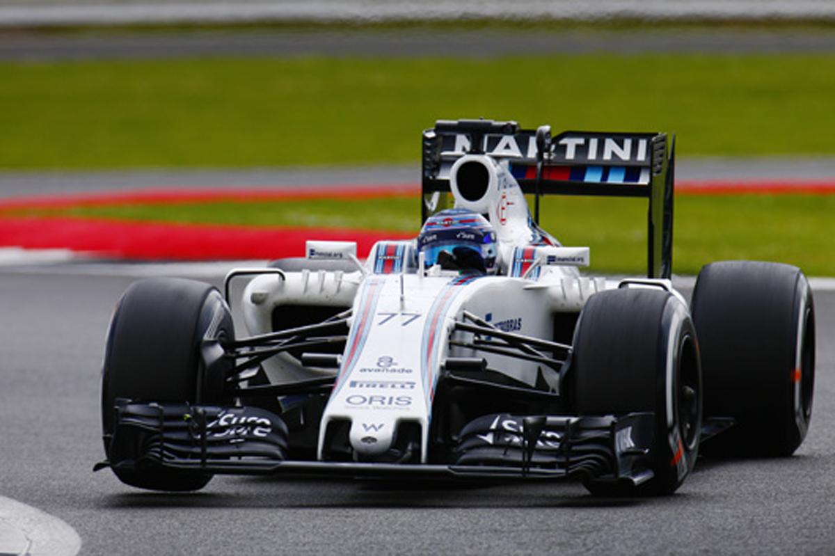 ウィリアムズ F1 2016 ハンガリー