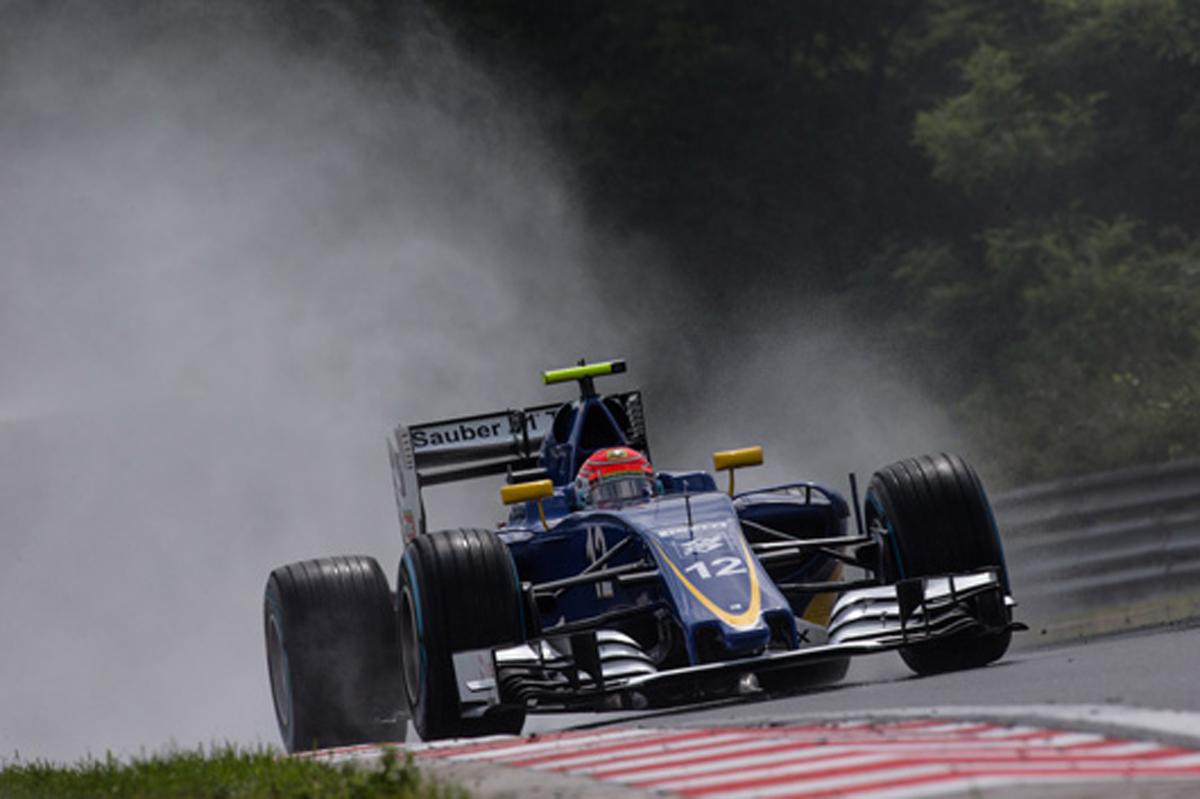 ザウバー F1 2016 ハンガリーGP 予選