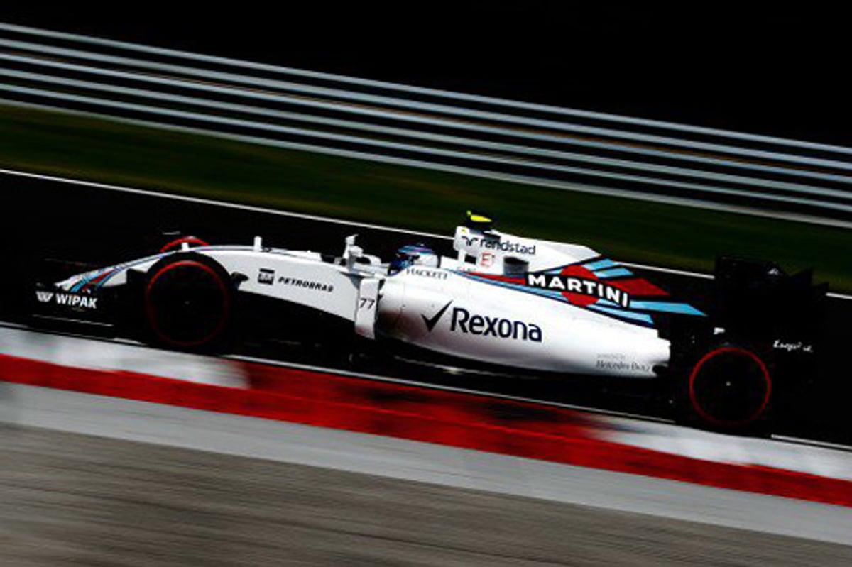 ウィリアムズ F1 2016 ハンガリーGP 予選
