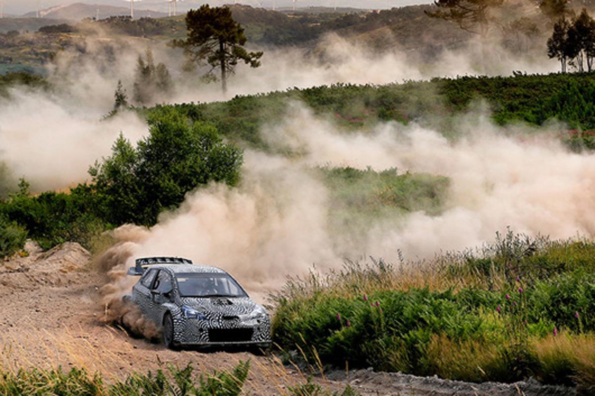 トヨタ WRC 2017 ヤリスWRC