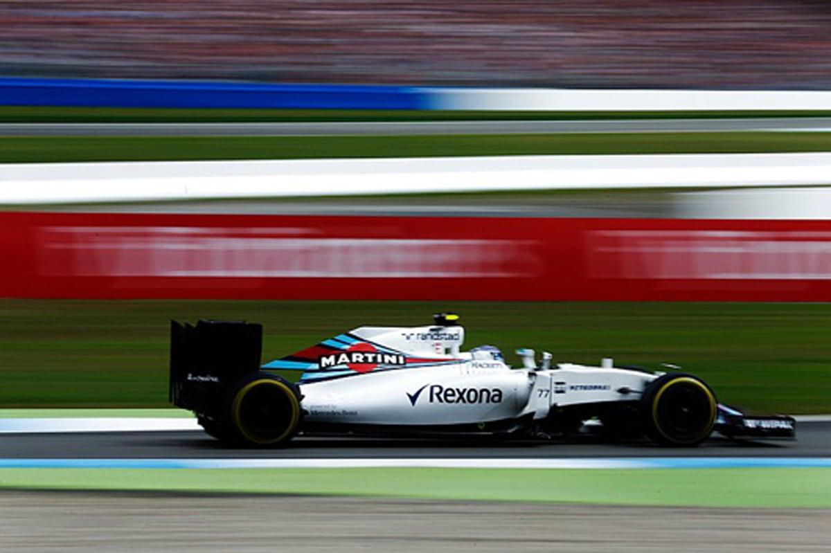 ウィリアムズ F1 2016 ドイツ 結果