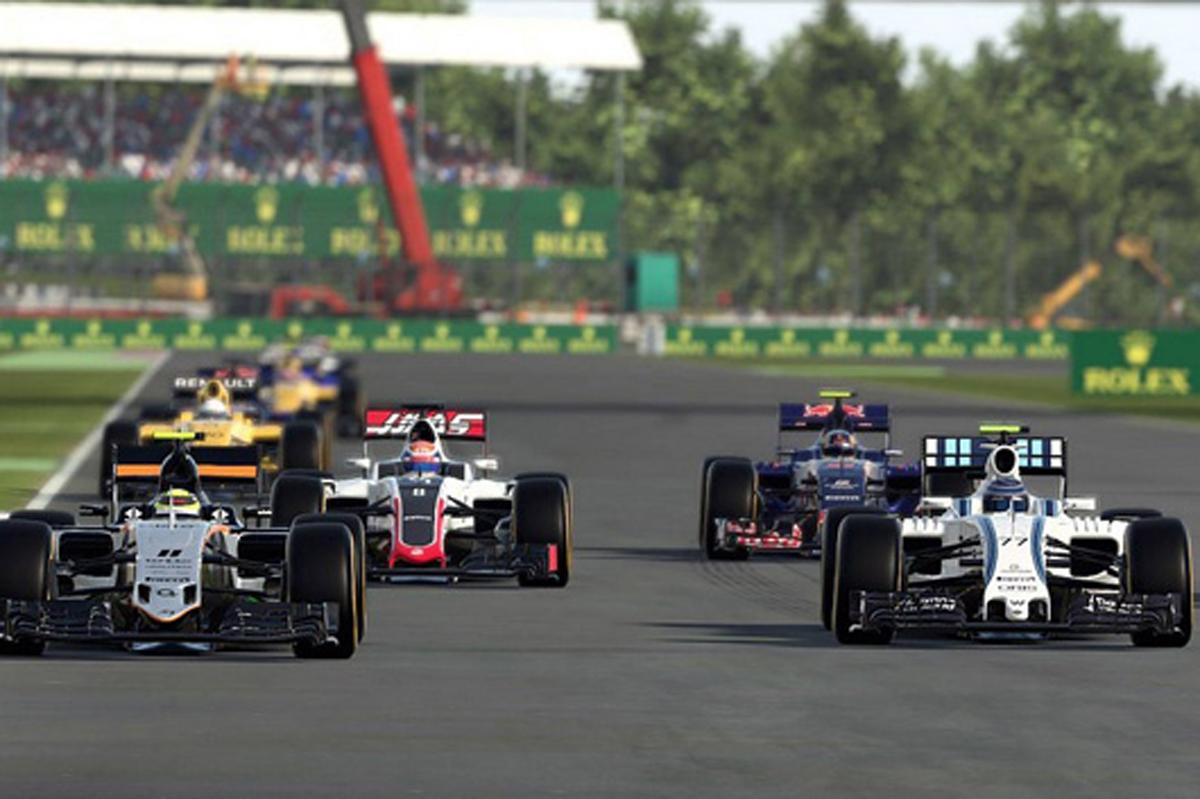 F1 2016 ゲーム