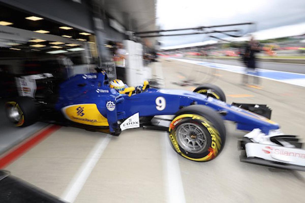 ザウバー F1