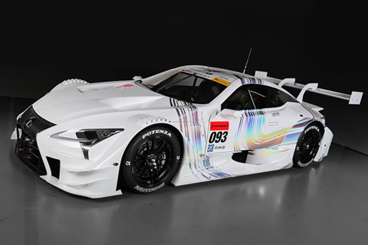 レクサス LC500 SUPER GT