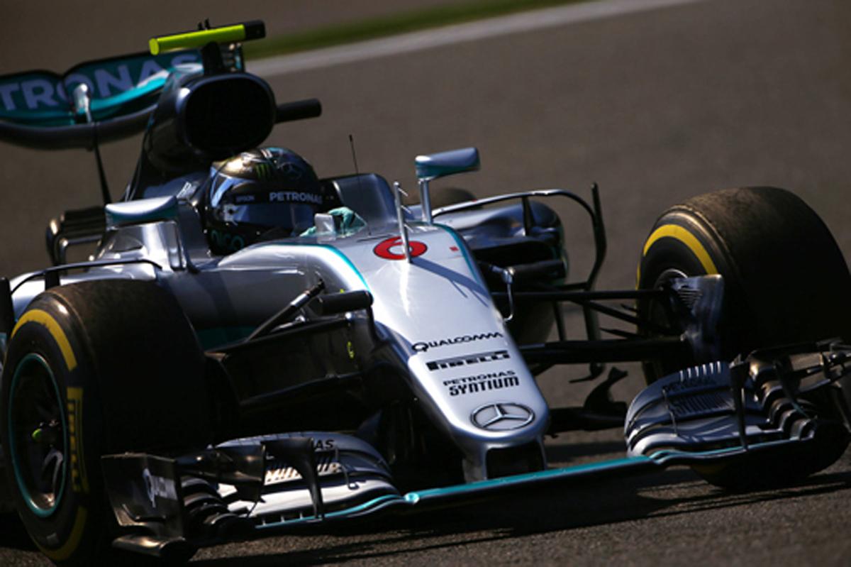F1 2016 ベルギー 予選 結果 速報