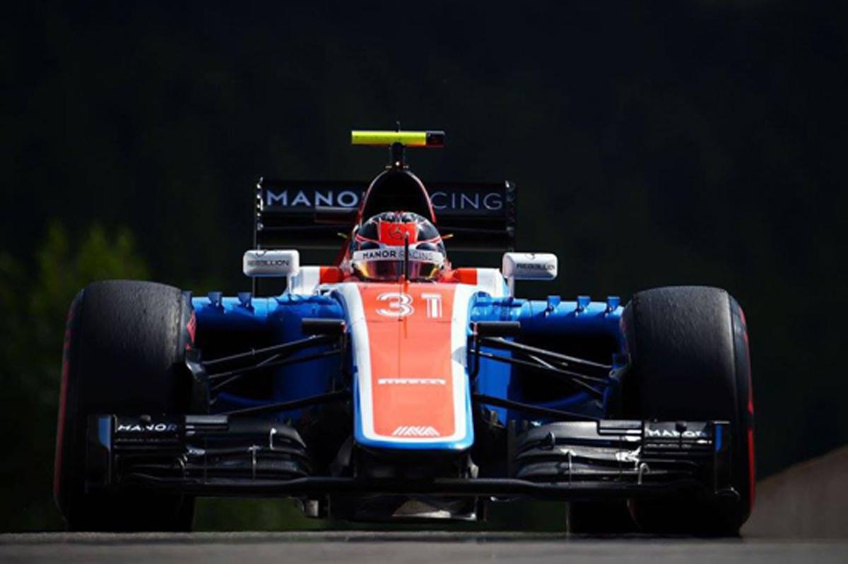 マノー 2016 F1ベルギーGP 速報