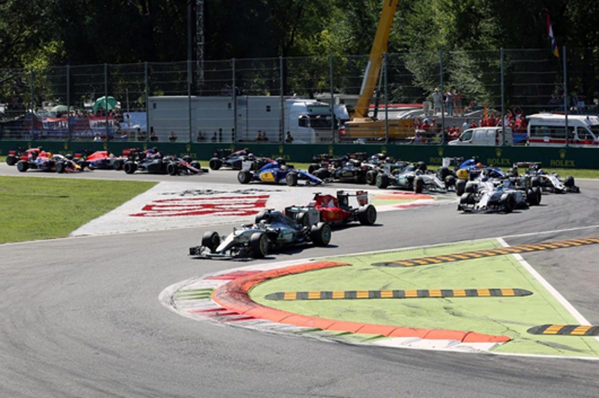 F1 イタリアGP 日程 テレビ放送