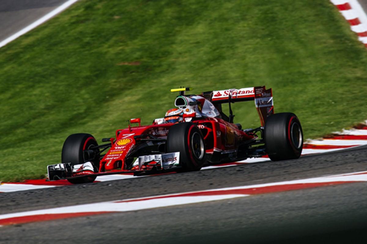 フェラーリ F1
