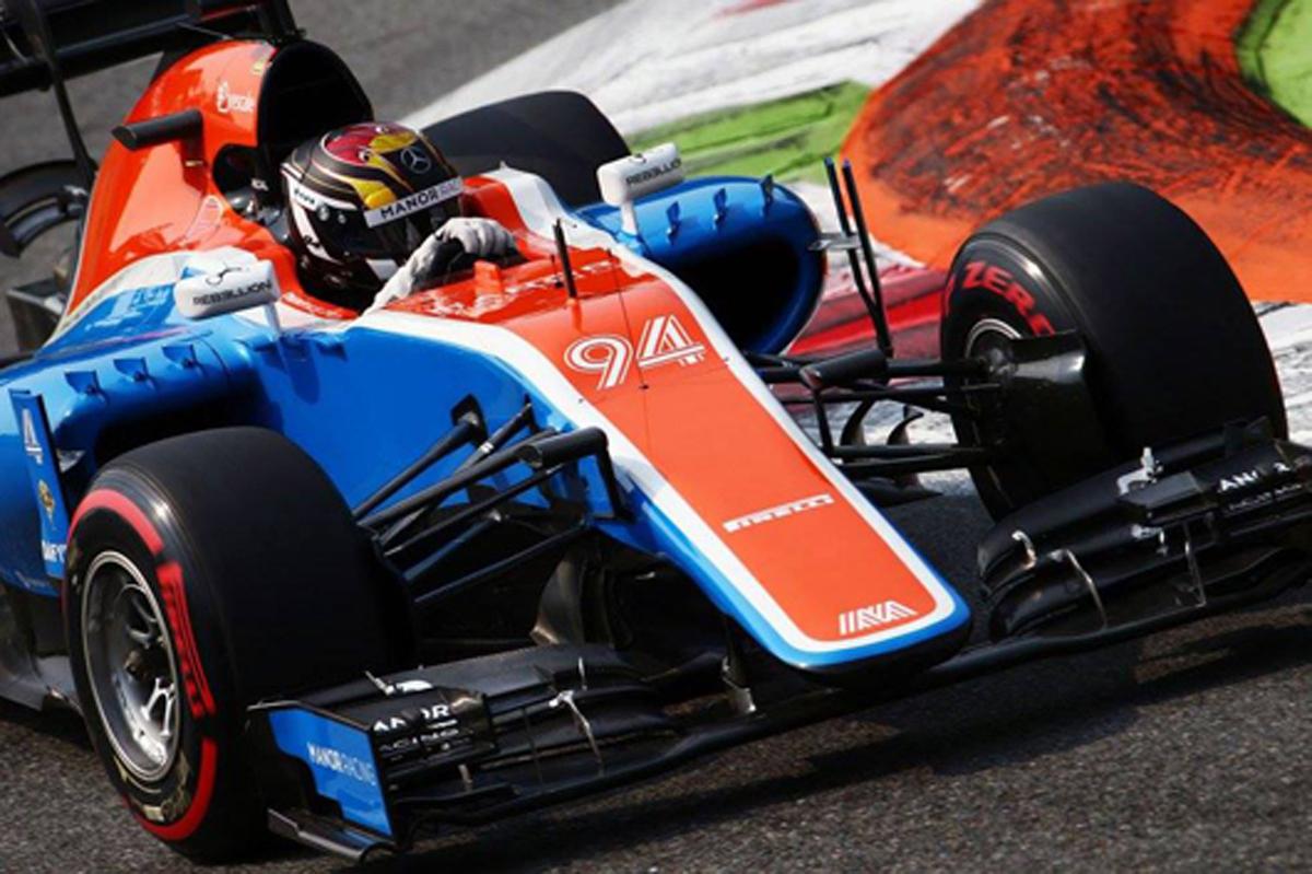 マノー F1イタリアGP 予選 結果