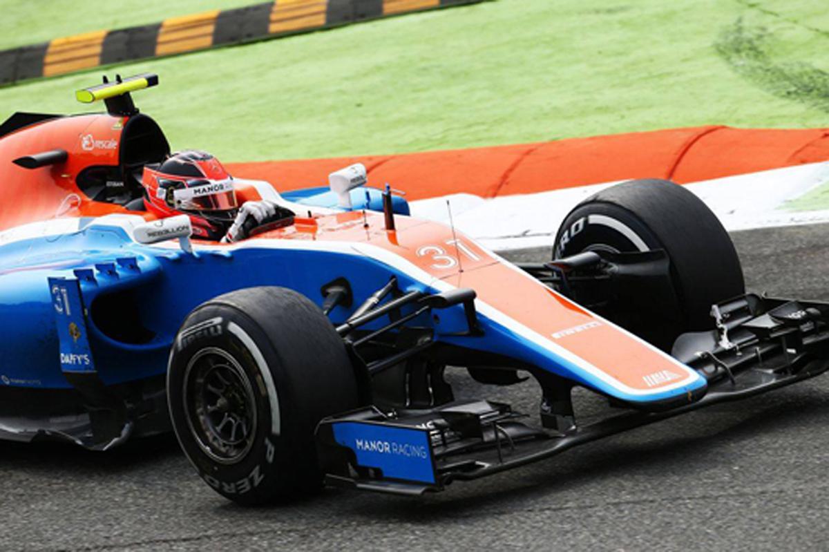 マノー F1 イタリアGP 結果