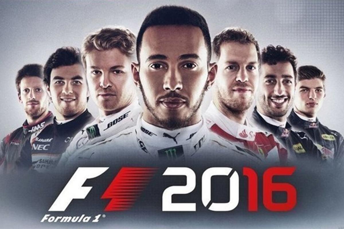F1ゲーム 『F1 2016』
