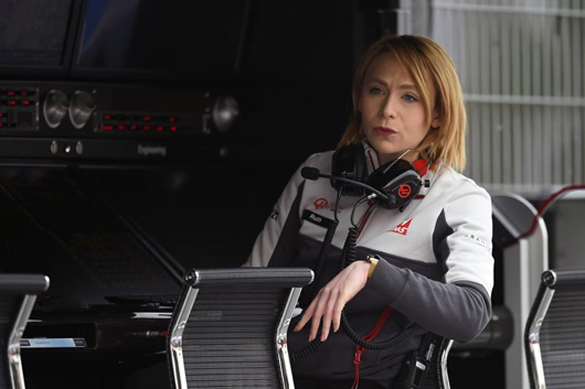 F1 女性ストラテジスト ルース・バスクーム