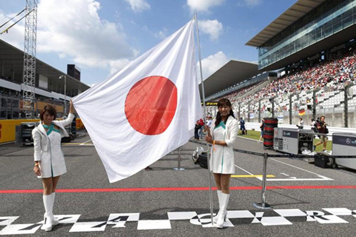 2016 F1 鈴鹿 日程 テレビ放送