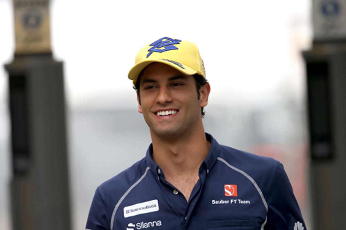 フェリペ・ナッセ 2016 F1 鈴鹿