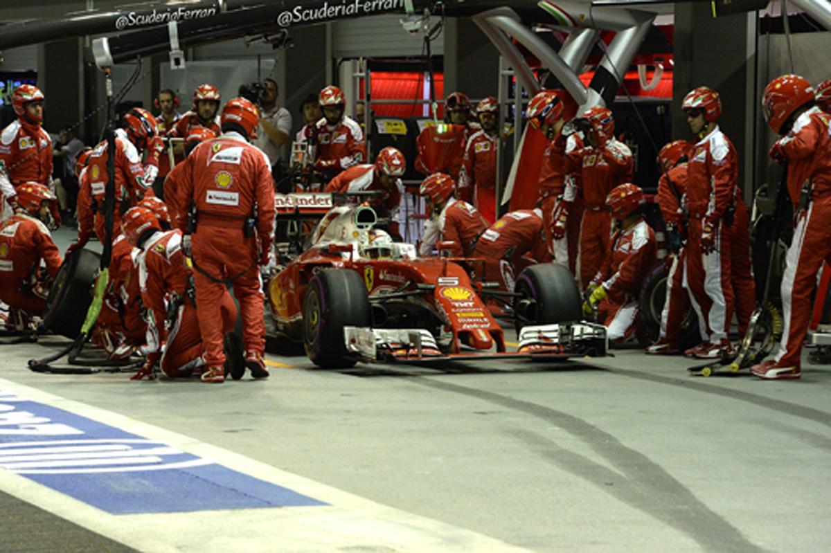 F1 エンジン 使用数
