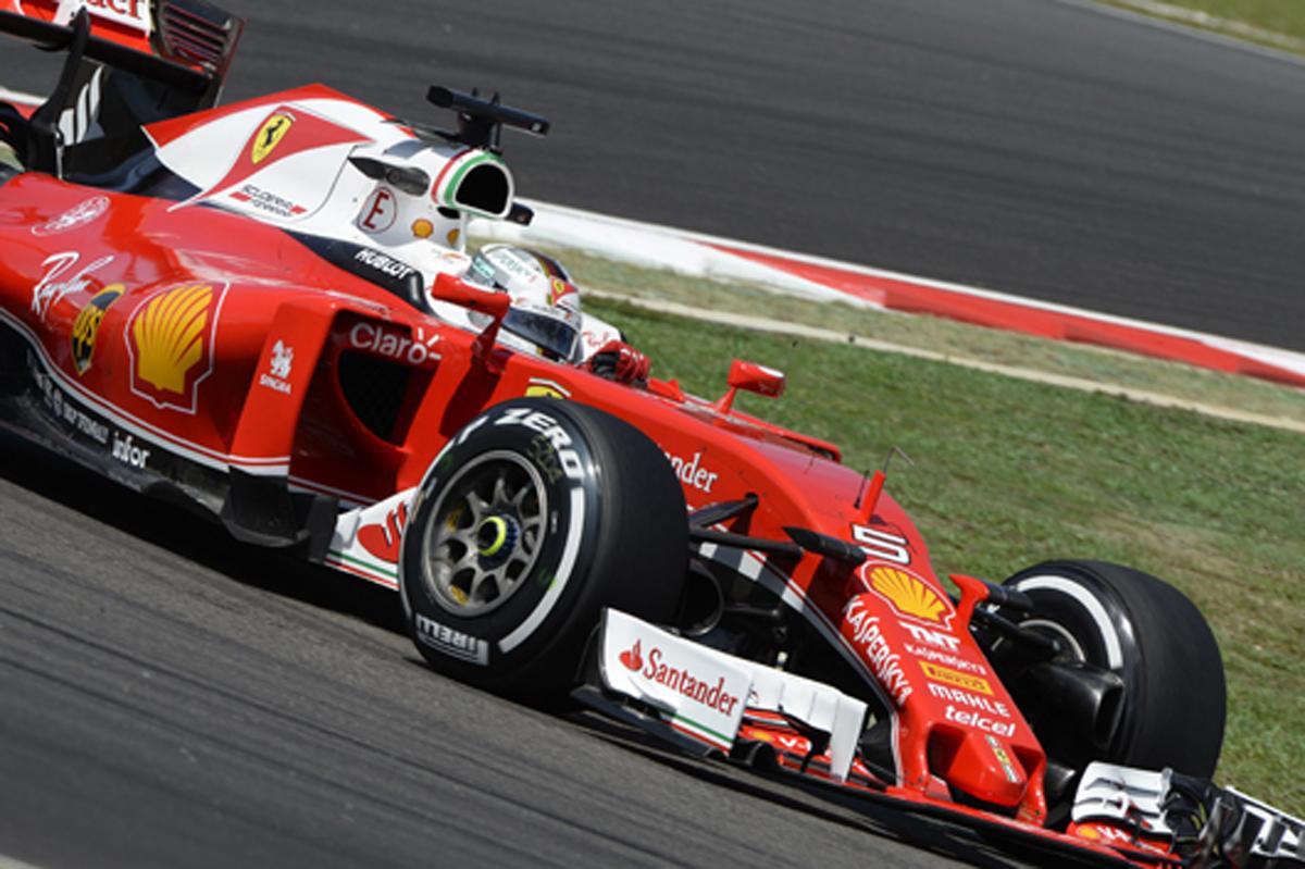 フェラーリ F1 マレーシア