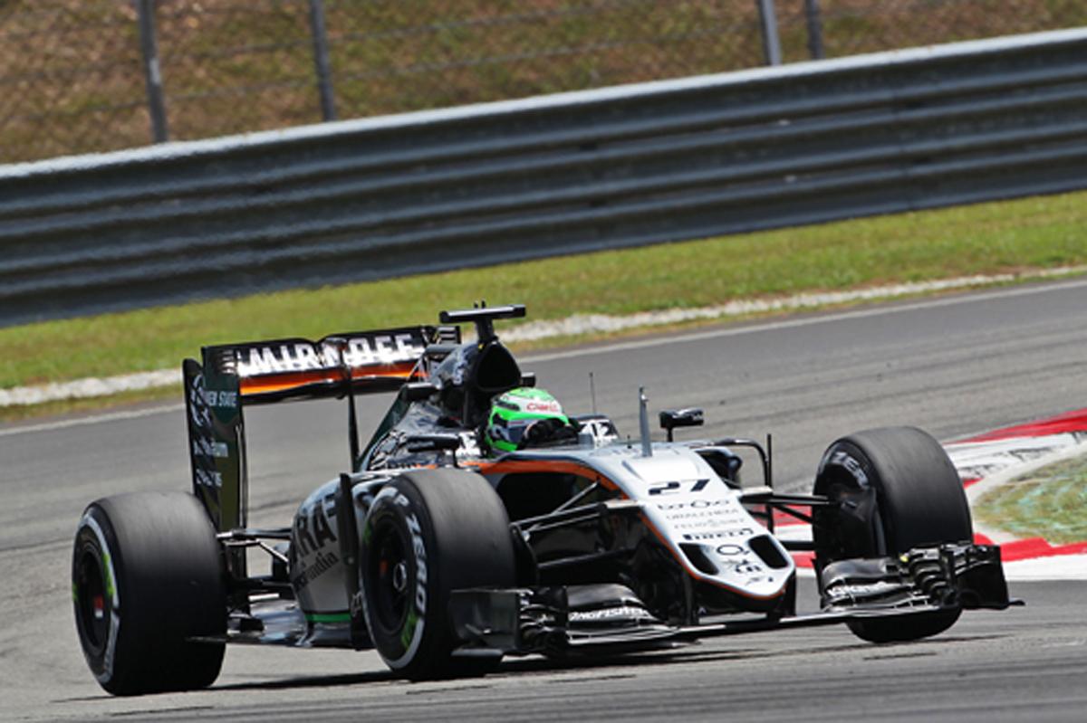 フォース・インディア F1 マレーシア