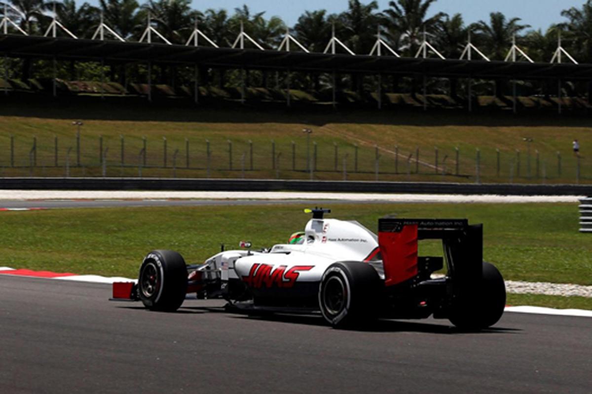ハース F1 マレーシア 速報