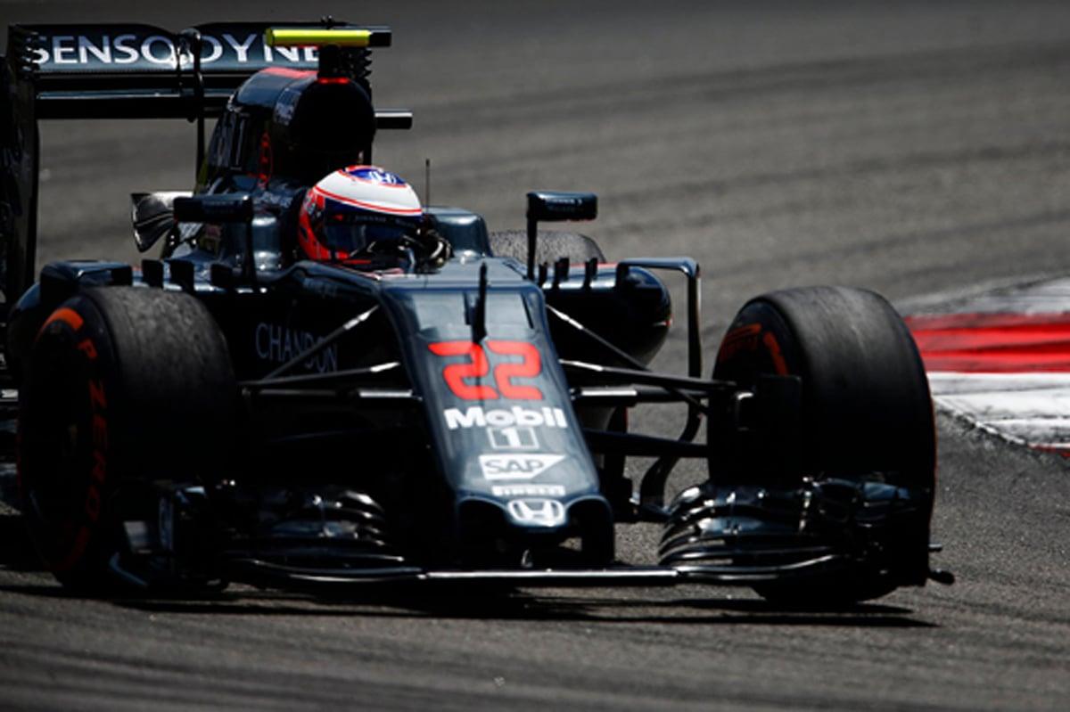 マクラーレン・ホンダ 2016 F1 マレーシア