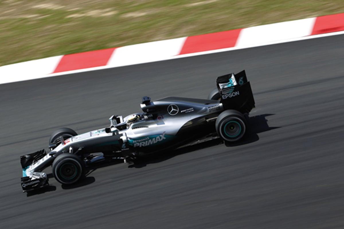 メルセデス F1 マレーシア