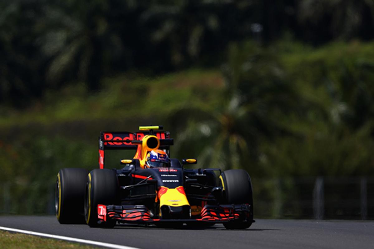 レッドブル F1 マレーシア