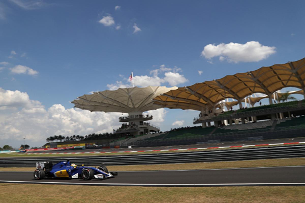 ザウバー F1 マレーシア