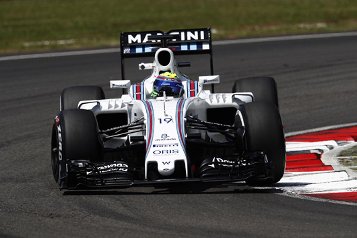 ウィリアムズ F1 マレーシア