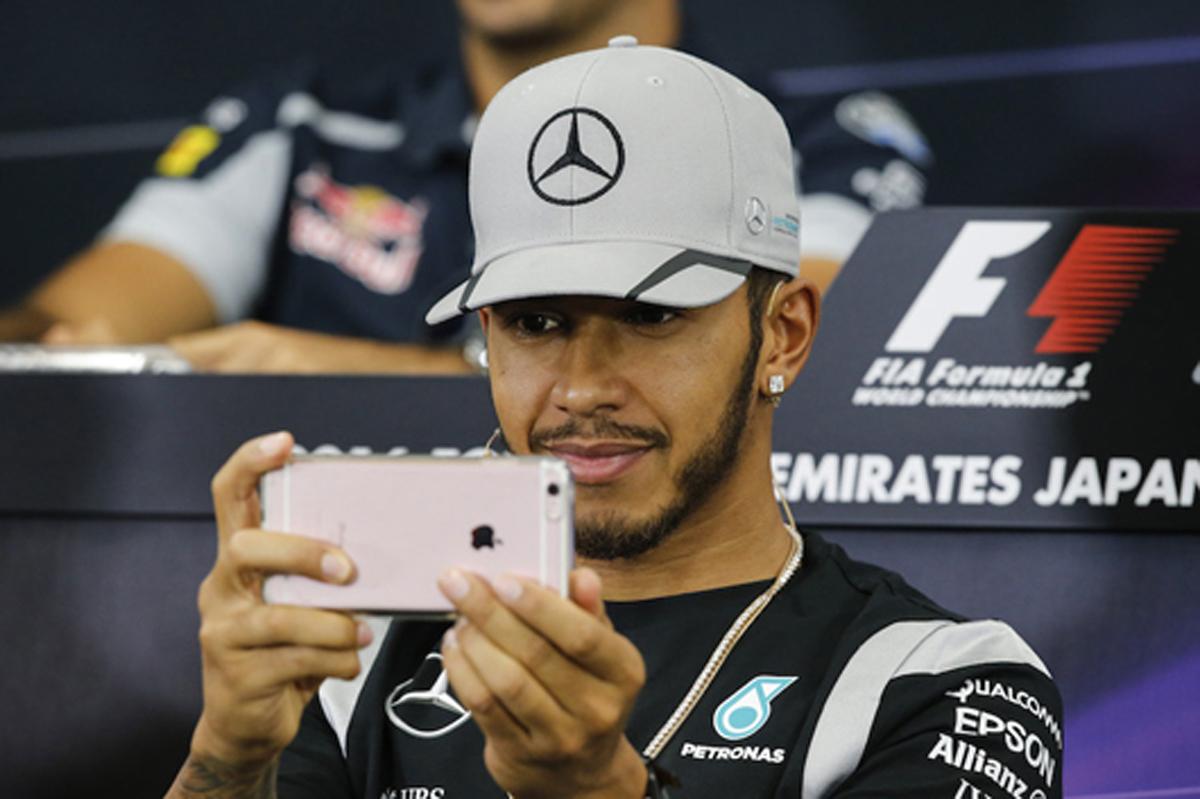 ルイス・ハミルトン 2016 F1日本GP 記者会見
