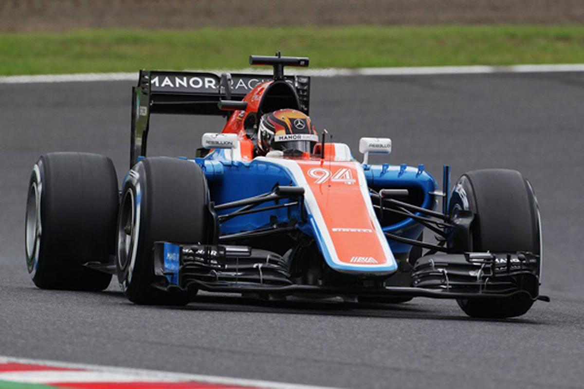 マノー F1日本グランプリ 予選