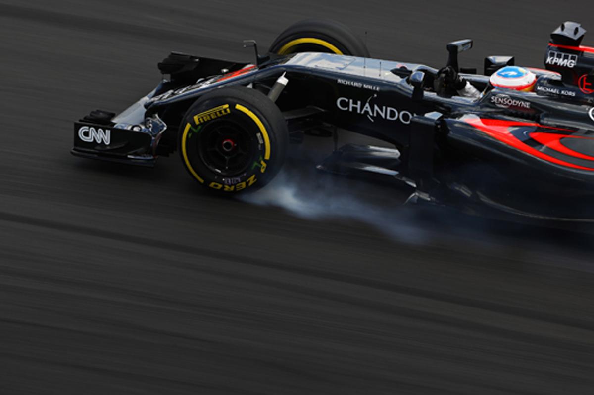 マクラーレン・ホンダ F1日本グランプリ 予選