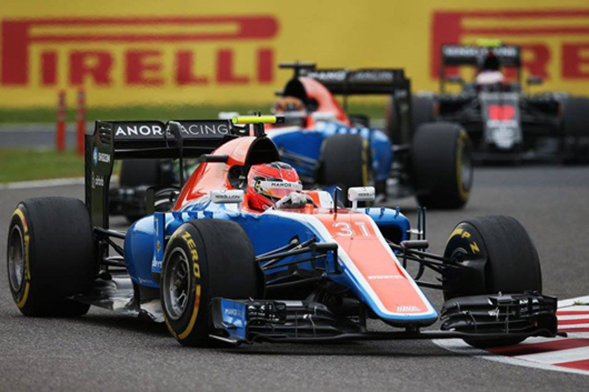 マノー F1日本グランプリ 結果