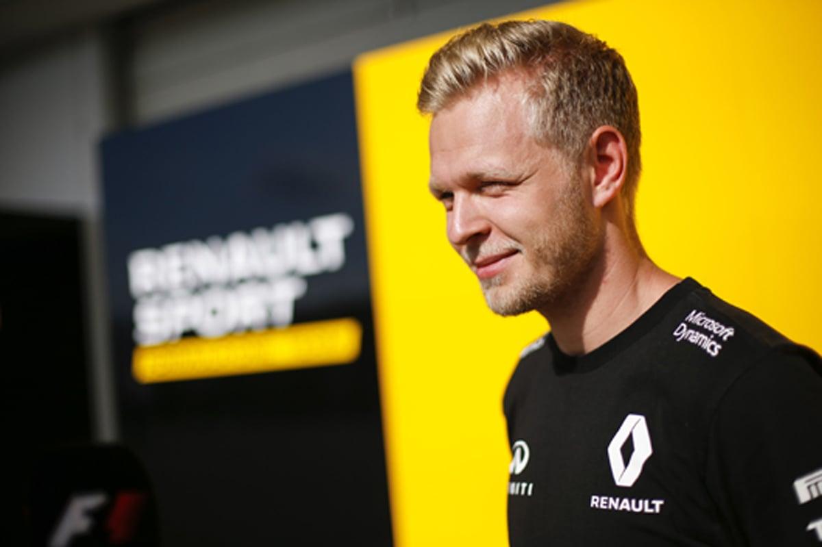 ケビン・マグヌッセン F1 USGP