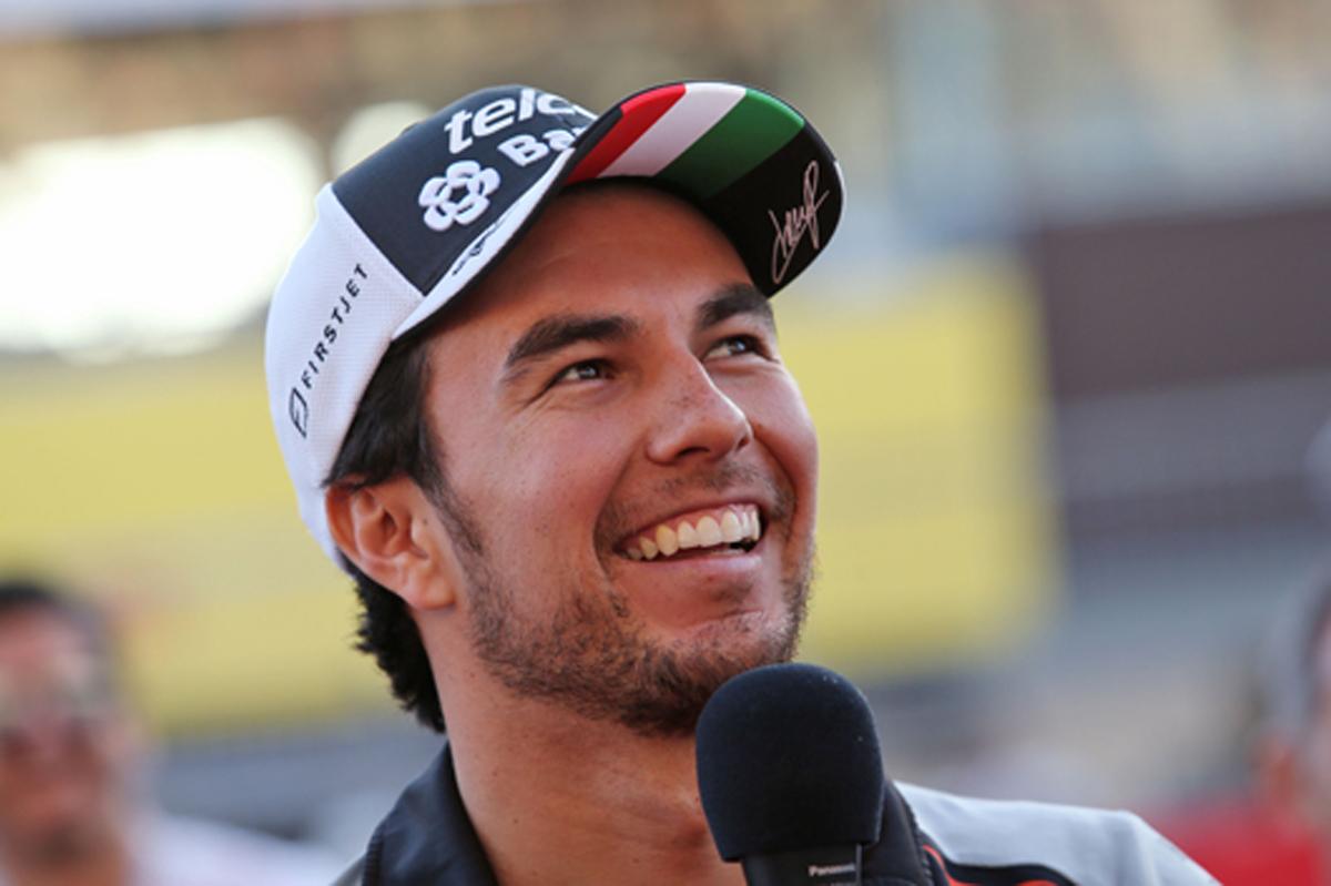 セルジオ・ペレス F1 USGP