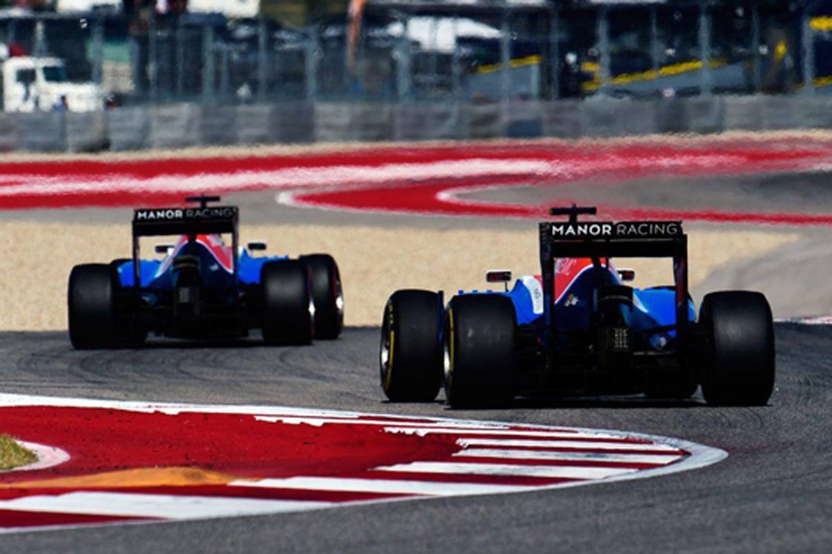 マノー F1 USGP