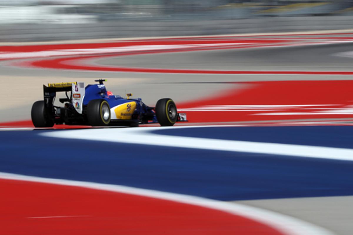 ザウバー F1 USGP