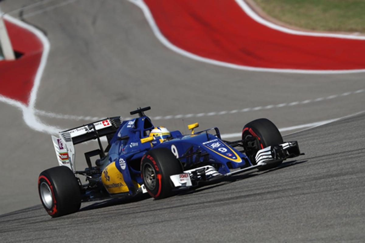 ザウバー F1 アメリカ 予選