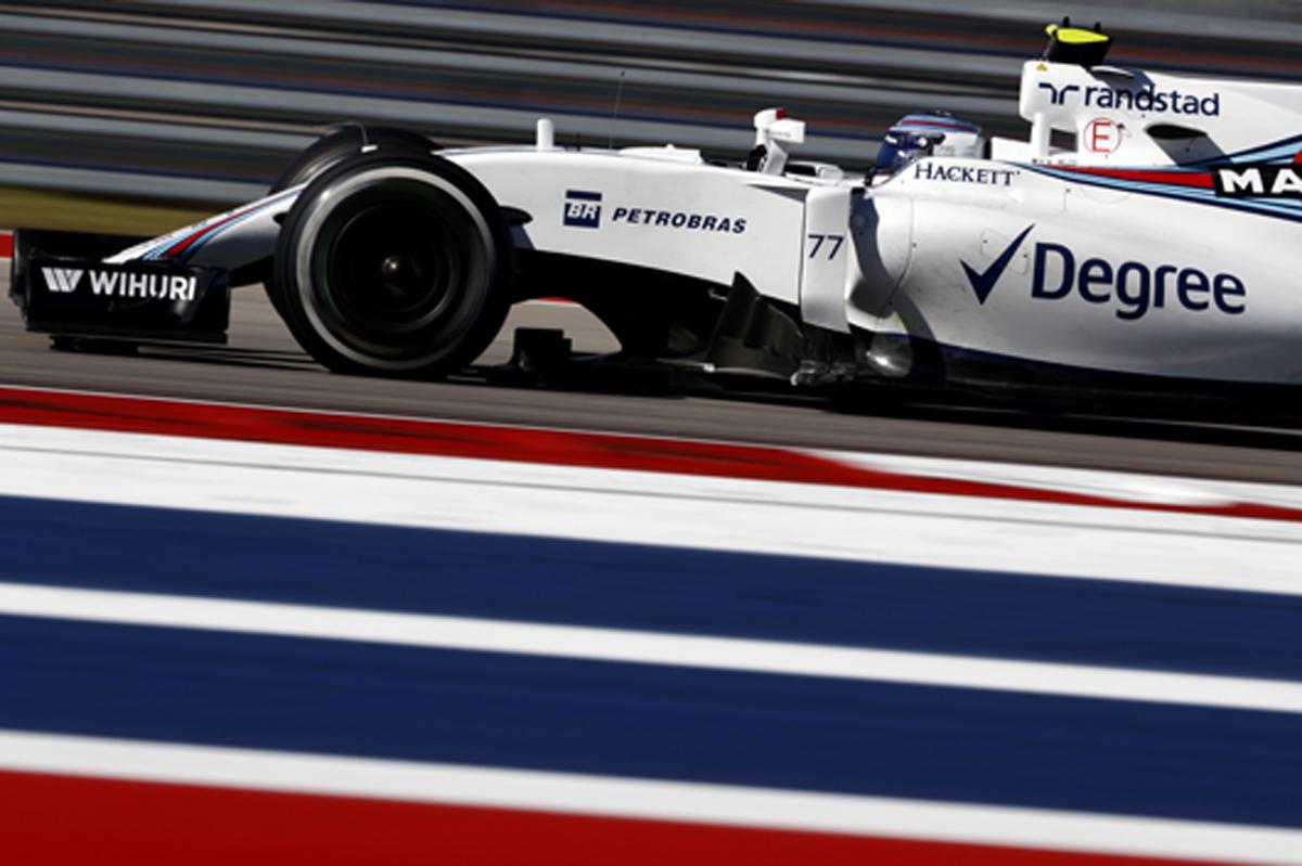 ウィリアムズ F1 アメリカ 予選