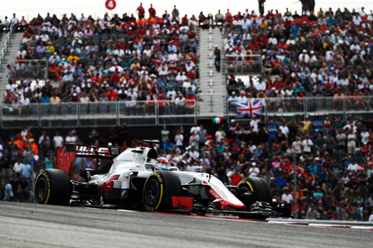 ハース F1アメリカGP 結果